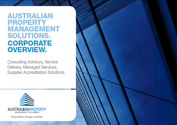 corporate overview brochure